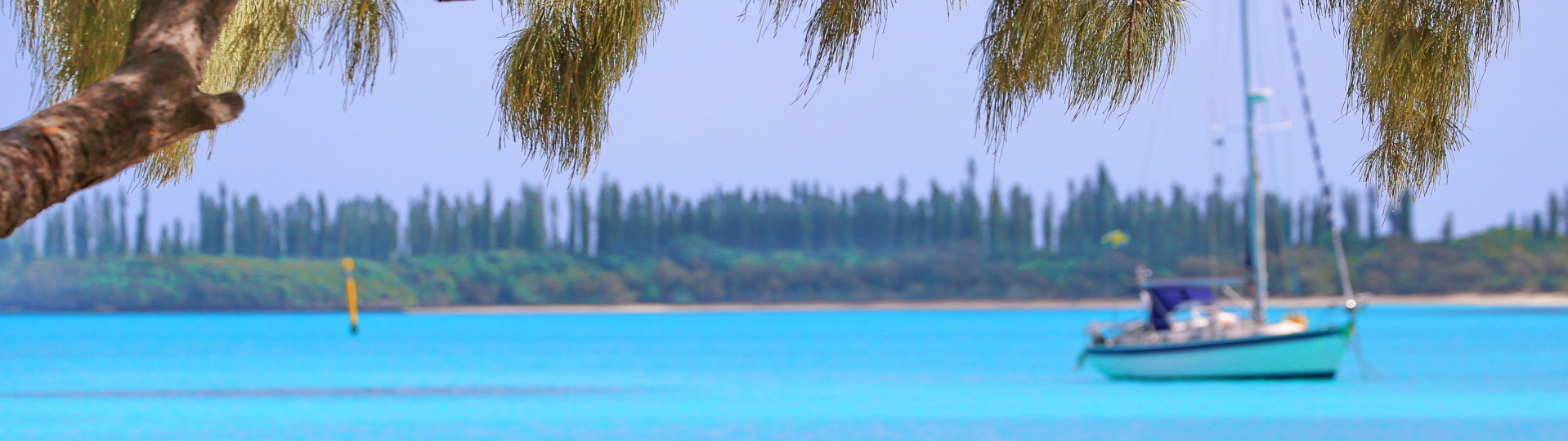 the Isle of Pines New Caledonia